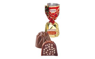 Sorini Scacco Matto maitosuklaakonvehti hasselpähkinä täytteellä 1kg