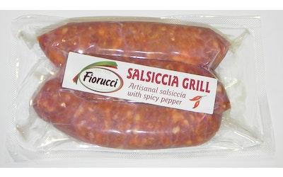 Fiorucci 300g Salsiccia fresca piccante