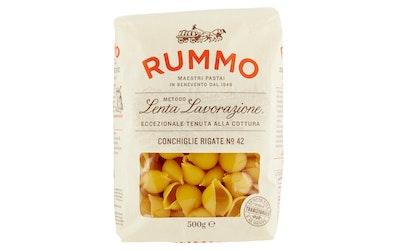 Rummo Conchiglie Rigate No 42 pasta 500 g - kuva