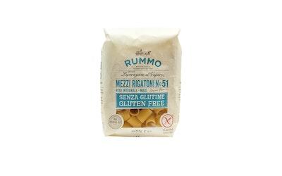 Rummo Mezzi Rigatoni No51 gluteeniton pasta 400g - kuva