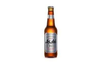 Asahi Super Dry lager 5,2% 0,33l