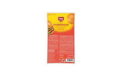 Schär hampurilaissämpylä 4kpl/300G gluteeniton