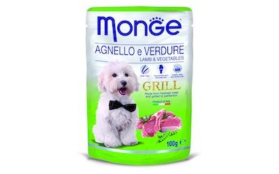 Monge grill dog 100g lammas kasvis