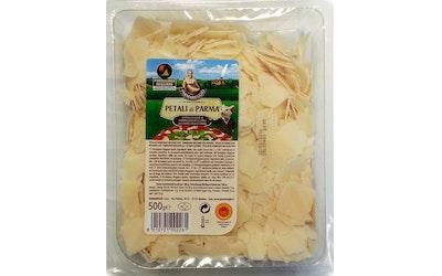 Parmareggio 500g Parmesan lastuina