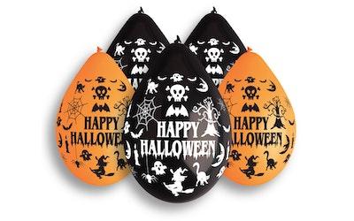 Ilmapallo Happy Halloween 5 kpl