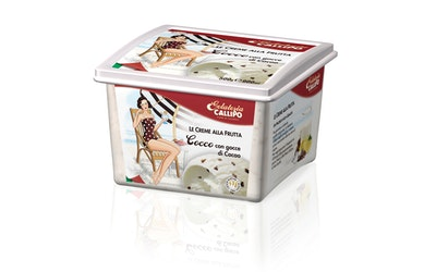 Callipo Creme Classiche Cocco Cioccolato 0,9 lt