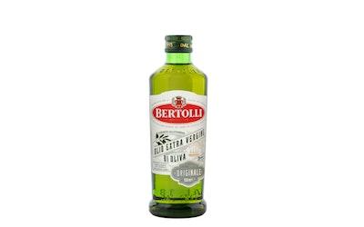 Bertolli extra vergine originale extra-neitsytoliiviöljy 500ml