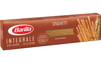 Barilla Täysjyvä Spaghetti n.5 500g