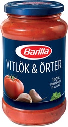 Barilla valkosipuli tomaattikastike 400g