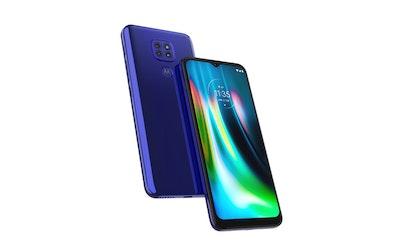 Motorola Moto G9 Play älypuhelin sininen - kuva
