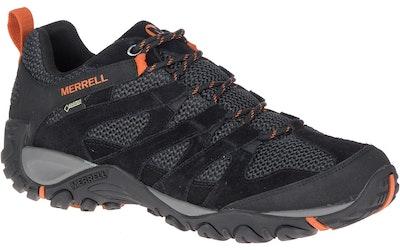 Merrell Alverstone miesten gtx-kengät musta