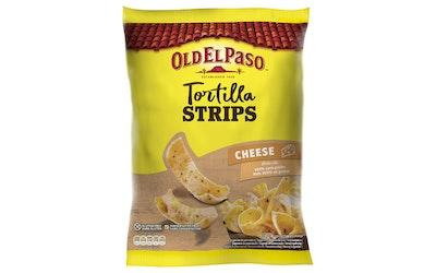 Old El Paso Tortilla Strips 185g Juusto