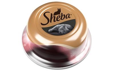 Sheba 80g merellinen coctail minirasia
