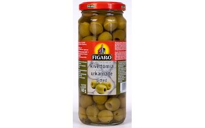 Figaro vihreä oliivi 340g/160g kivetön
