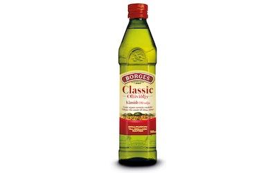 Borges classic oliiviöljy 500ml