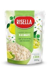 Risella Basmati valmisriisi lime-korianteri 2 minuuttia 200 g