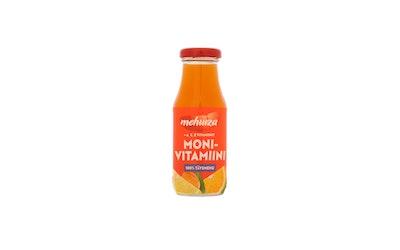Mehuiza 100% appelsiini-porkkana-sitruuna ACE monivitamiini täysmehu 0,2L