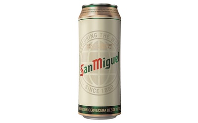 San Miguel olut 4,5% 0,5l