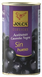 Jolca musta oliivi 300g kivetön