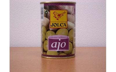 Jolca oliivi 300g valkosipulitäyte