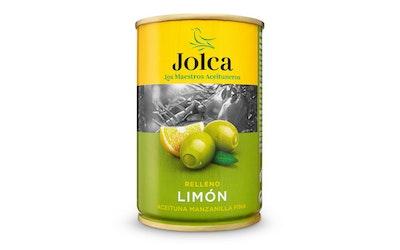 Jolca oliivi 300g sitruunatäyte