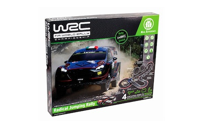 WRC Radical jumping rally autorata 8m