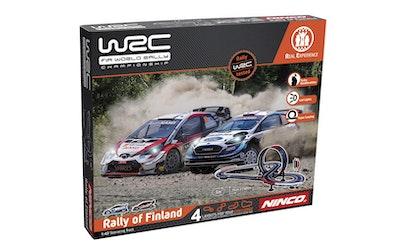 Wrc Rally Of Finland autorata - kuva