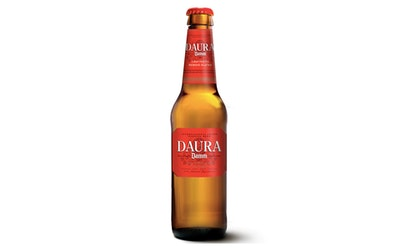 Daura Damm gluten free 5,4% 0,33l