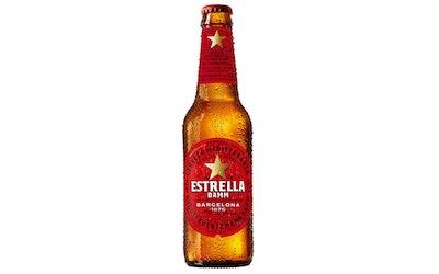 Estrella Damm lager 4,6% 0,33l klp