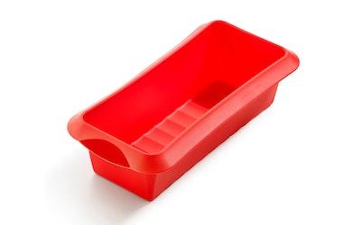 Lekue leipävuoka 24 cm punainen