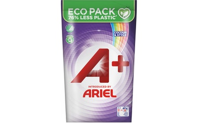 Ariel A+ pyykinpesuneste 945ml Color täyttöpakkaus
