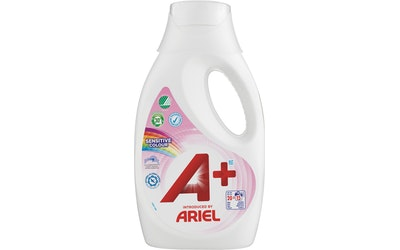 A+ Ariel pyykinpesuneste 900ml Sensitive Color