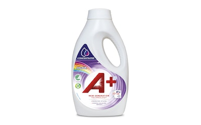 A+ pyykinpesuneste 880ml Color