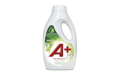 A+ pyykinpesuneste 1520ml White