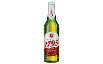 Budejovicky 1795 premium lager 4,7% 0,5l