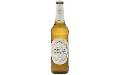 Celia vaalea lager 4,5% 0,5l gluteeniton luomu