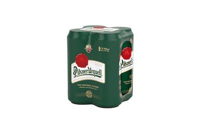 Pilsner Urquell 4,4% 0,5l 4-pack