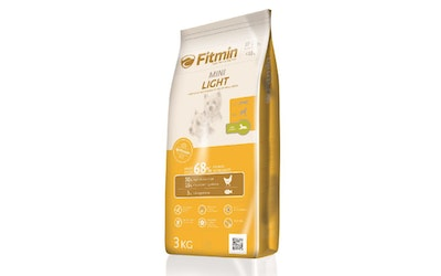 Fitmin SP koiran kuiva mini 3kg light