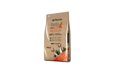 Fitmin Cat Purity kuivaruoka 400g Indoor