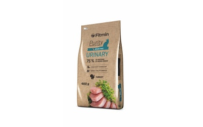 Fitmin Cat Purity kuivaruoka 400g Urinary