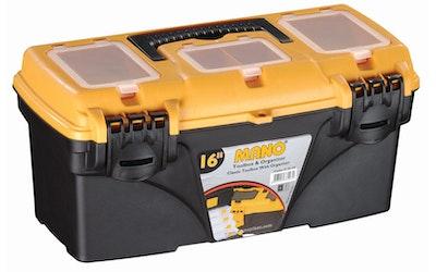 Mano työkalupakki Premium 16 musta-keltainen
