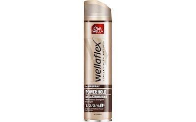Wella Wellaflex hiuskiinne 250ml Mega Strong