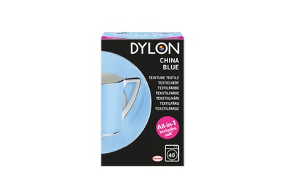 Dylon 350g China Blue tekstiiliväri