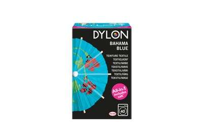 Dylon 350g Bahama Blue tekstiiliväri