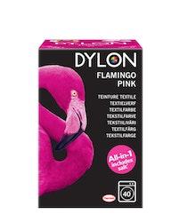 Dylon 350g Flamingo Pink tekstiiliväri