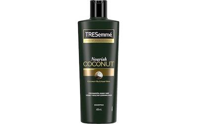 TreSemme shampoo 400ml Botanique Nourish