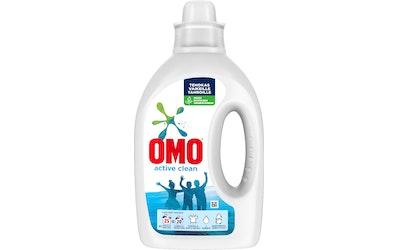 Omo pyykinpesuneste 1L Active Clean