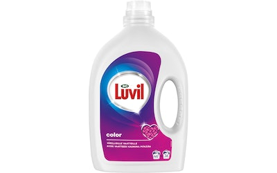 Bio Luvil pyykinpesuneste 1,84L color