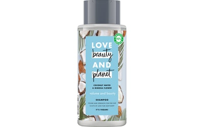 Love Beauty and Planet shampoo 400ml Volume & Bounty