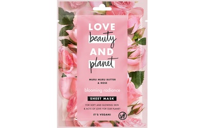 Love Beauty and Planet kangasnaamio Blooming Radiance